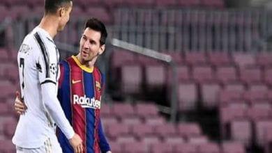 Photo de « Cristiano Ronaldo se distingue dans le football »: Lionel Messi encense son plus grand rival