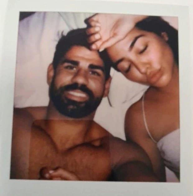 Des photos intimes de Diego Costa et Gabriel Jesus au lit avec la même femme retrouvées dans une bible