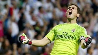Photo de Football: Casillas retourne au Real Madrid
