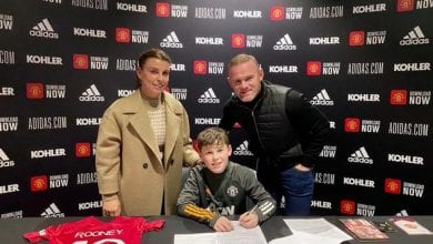 Photo de Mercato: K.Rooney rejoint Manchester United