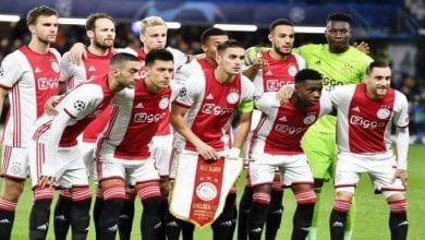 Photo de Un footballeur de l'Ajax  arrêté pour avoir poignardé un membre de sa famille