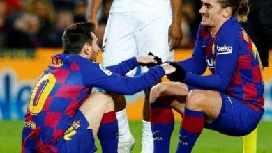 Photo de Barça: accusé de ne pas apprécier Griezmann, Messi brise le silence