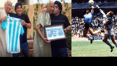Photo de Le Tunisien qui a arbitré le match dans lequel Maradona a marqué le but de la « Main de Dieu » s'exprime enfin