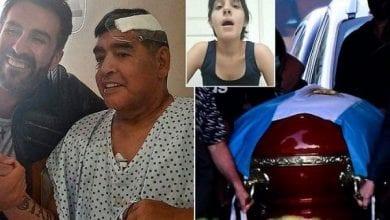 Photo de Affaire de paternité : le corps de Diego Maradona pourrait être exhumé