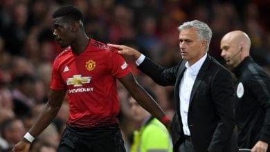 """Photo de Mourinho a connu un """"climat de tension"""" à Manchester United!"""