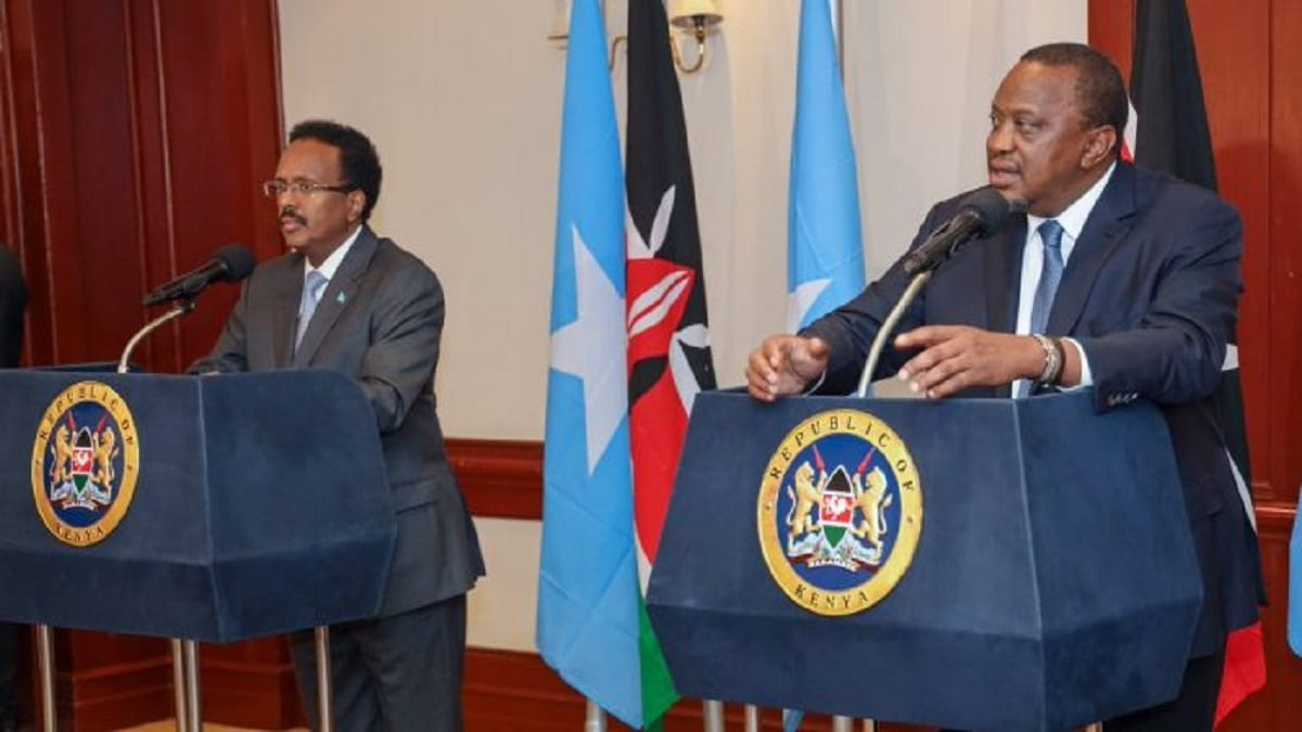 La Somalie coupe ses relations diplomatiques avec le Kenya