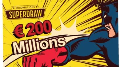 Photo de EuroMillions – Un jackpot record de 200 millions d'euros !