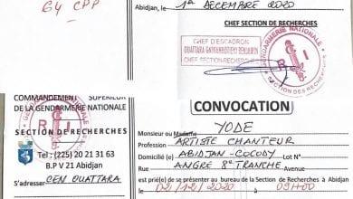 Photo de Côte d'Ivoire-Musique/ Les artistes Yodé et Siro convoqués par la Gendarmerie