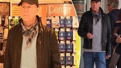 Photo de États-Unis: l'acteur Bruce Willis expulsé d'une pharmacie