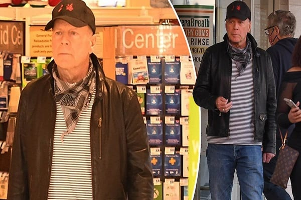 Covid-19/L'acteur américain Bruce Willis viré