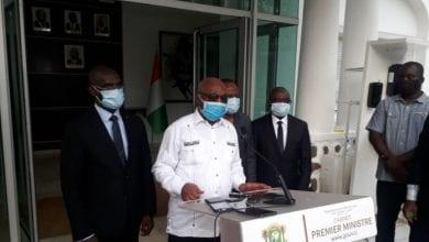 """Photo de Côte d'Ivoire-retour de Gbagbo: Hamed Bakayoko veut que """"les choses évoluent rapidement"""""""