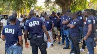 """Photo de Côte d'Ivoire/ Insécurité: des Policiers aux """"gros ventres"""" lancent une """"Opération Coup de Poing"""" contre les bandits"""
