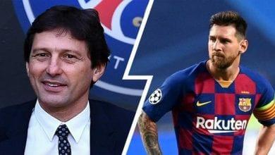 Photo de PSG-Mercato: Leonardo confirme pour Messi et évoque le licenciement de Tuchel