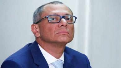 Photo de Équateur: l'ancien vice-président condamné à 8 ans de prison