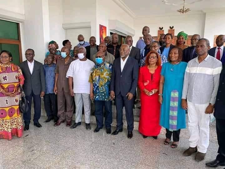 Côte d'Ivoire/ Le FPI chez Affi N'guessan: Comprendre la Guerre Froide Gbagbo-Ouattara