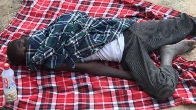 Photo de Ghana: un homme séropositif abandonné par une église et l'hôpital