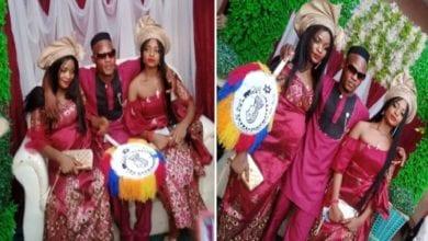 Photo de Nigeria: ne pouvant pas vivre l'une sans l'autre, des jumelles épousent un même homme – vidéo