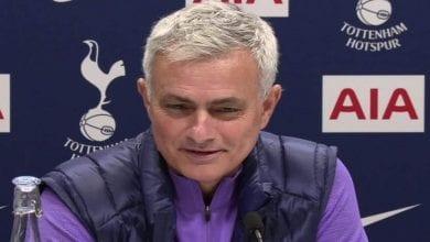 Photo de José Mourinho: « c'est mon équipe préférée en PL, celle que j'aime le plus regarder »