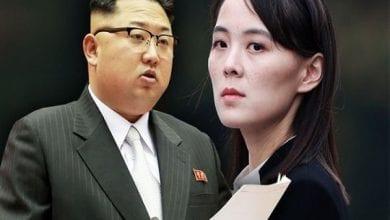 Photo de La sœur de Kim Jong-Un en voie de devenir la première dictatrice de l'histoire moderne