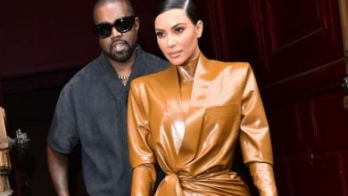 Photo de Kim Kardashian et Kanye West sur le point de divorcer