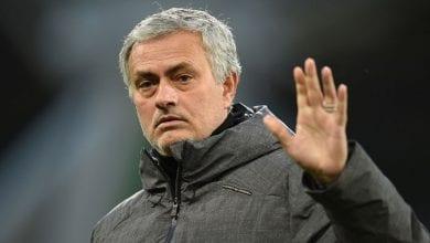 Photo de « Il ne va nulle part, vous perdez votre temps », Mourinho prévient tous les courtisans