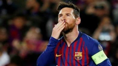 """Photo de """"Le PSG tente de convaincre Messi,"""" selon un joueur du PSG"""