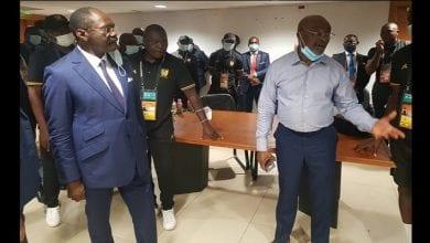 Photo de CHAN 2021: la sortie de Roger Milla après le match nul des Lions A' contre le Mali