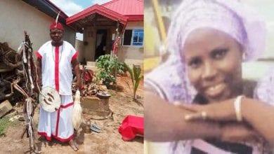 Photo de Nigeria: un spiritualiste traditionnel engrosse la femme d'un pasteur