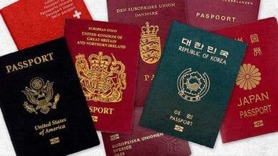 Photo de Découvrez le top 10 des passeports les plus puissants du monde en 2021
