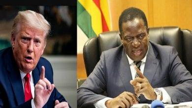 """Photo de """"Les USA n'ont aucun droit moral de punir une autre nation sous prétexte de défendre la démocratie»- le président zimbabwéen"""