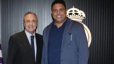 Photo de Réal Madrid: Florentino Pérez rencontre Ronaldo Luís Nazário pour un  dossier prêt à se décanter