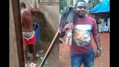 Photo de Cameroun: un homme torture un enfant de 7 ans, la population exaspérée
