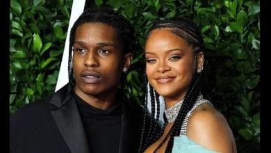 Photo de Rihanna et A$AP Rocky : Sortie discrète pour un dîner en amoureux-Photos