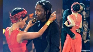 Photo de People: Rihanna et A$AP Rocky en couple, le baiser qui confirme tout (photos)