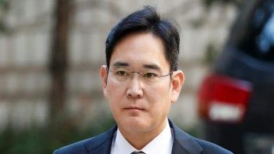 Photo de L'héritier de Samsung, Jay Y. Lee, condamné à 2 ans et demi de prison pour corruption