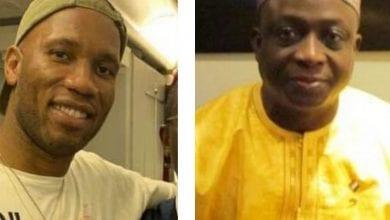 Photo de « Ils déconstruisent le football ivoirien », le journaliste Gaye tacle Didier Drogba et le Ministre Danho Paulin