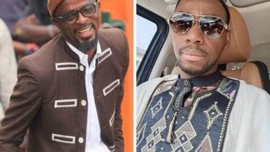 """Photo de Le comédien ivoirien Abass affirme: """"Je n'aime pas le Général Makosso"""""""