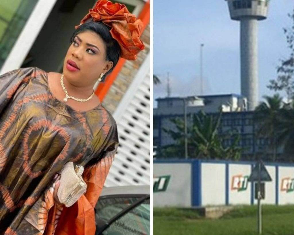 """Côte d'Ivoire: « l'émission """"Bonjour"""" de la RTI ne m'intéresse pas », selon une web humoriste ivoirienne"""