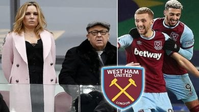 Photo de Football: West Ham United nomme une ex-star de porno à son conseil d'administration