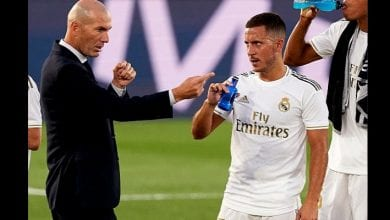 Photo de Real Madrid: Zidane met en garde Eden Hazard