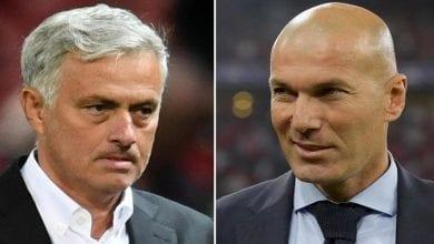 Photo de Football : Ce redoutable attaquant de Mourinho que Zidane voudrait avoir dans son effectif