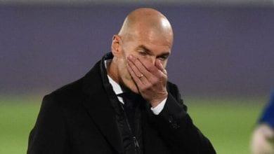 Photo de Covid-19/ Réal Madrid: Zinedine Zidane placé en isolement