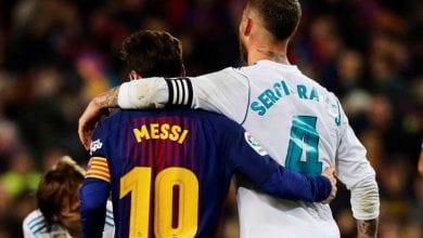Photo de Ramos à propos du PSG: « Ils vont faire une équipe avec moi et avec Messi…»