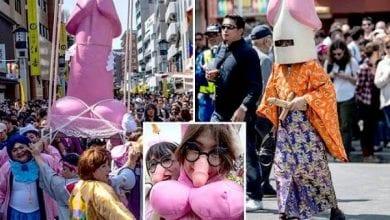 Photo de Voici pourquoi les Japonais célèbrent la fête du pénis chaque année (vidéo)