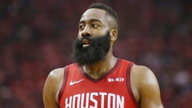 Photo de NBA: James Harden quitte les Houston Rockets