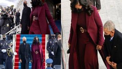 Photo de Michelle Obama : sa tenue à l'investiture de Joe Biden fait sensation sur la toile