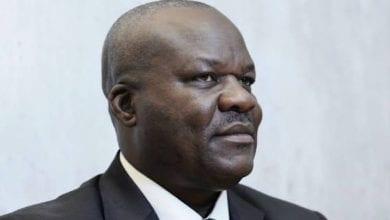 Photo de RDC/ Roger Lumbala, ancien chef de guerre, arrêté à Paris