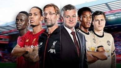 Photo de Guide sur l'affiche Liverpool v Man United avec Premier Bet Zone