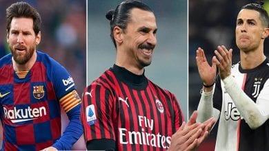 Photo de Top 10 des meilleurs buteurs de la décennie, Lewandowski 3e, Neymar 7e
