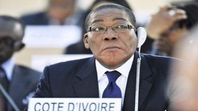 Photo de Côte d'Ivoire: le ministre Guy-Alain Gauze est mort de la Covid-19